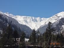 Le mythe dit que tous les dieux hindous sont tombés dans l'Himachal Pradesh ...