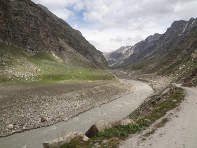 La rivière Chandra