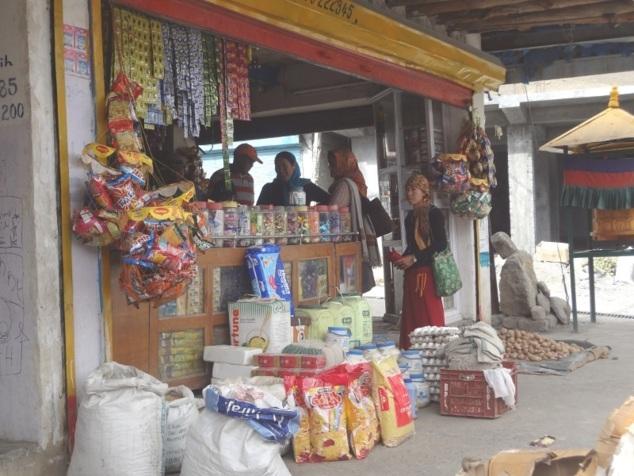 Boutique à Kaza