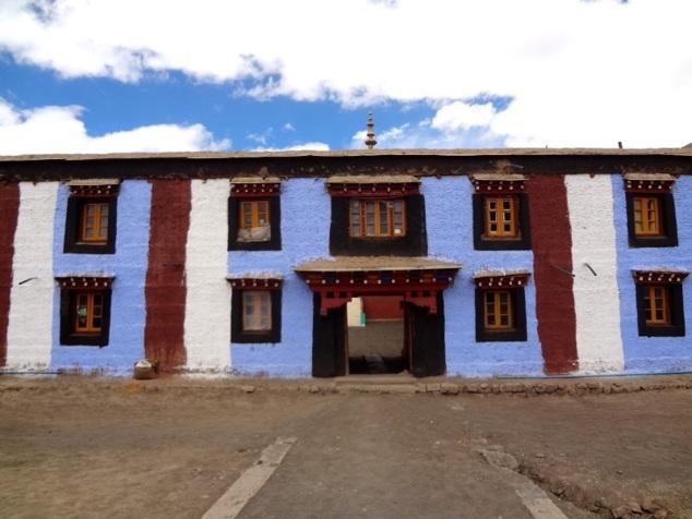 Monastère  de Tangyud, Kaumic - école Sakya