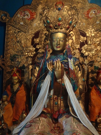 Le boddhisattva Avalokiteshvara