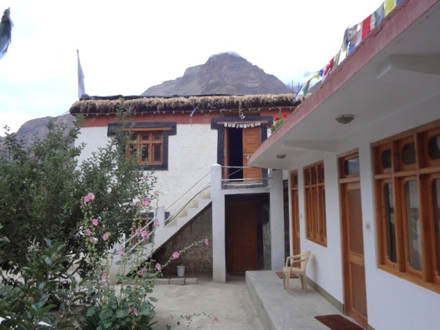 Maison d'hôtes à Tabo