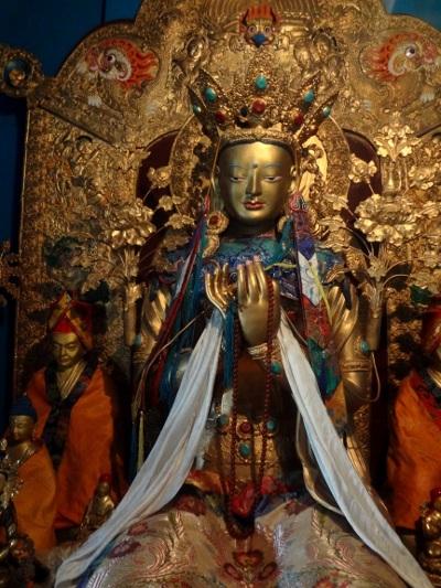 Maitreyâ, le Bouddha du futur