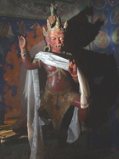 Tamdrin ou Hayagrîva