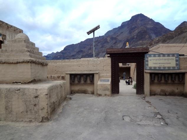 Monastère de Tabo