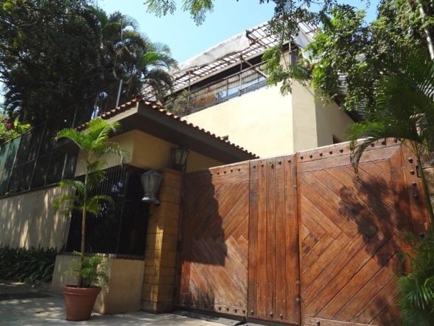 Villa d'Amitabh Bacchan dans le quartier de Juhu