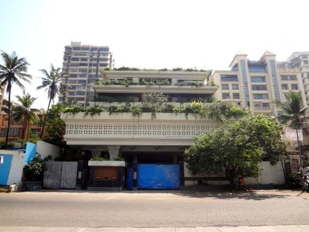 Villa de Salman Khan
