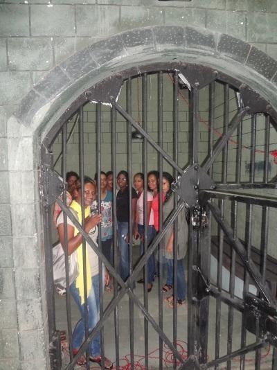 Une prison plus vraie que nature