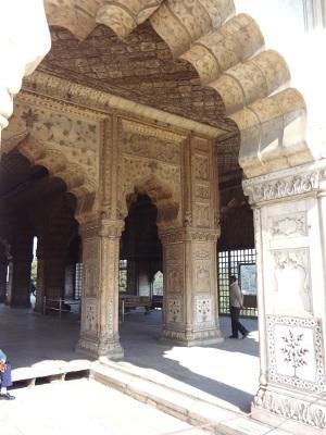 Diwan-i-Khas/détails