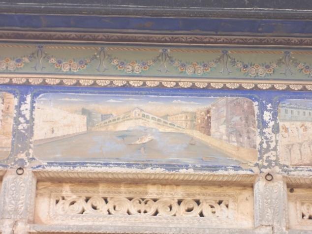 Un marchand de Mandawa amoureux de Venise.