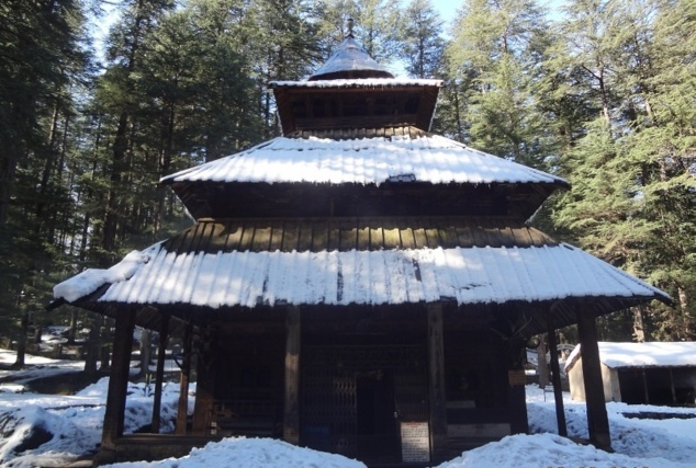 Temple de la déesse Hadimbâ