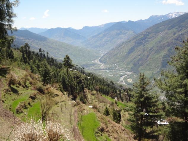 La vallée de Kullu