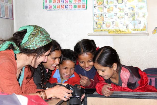 La joie des enfants fait plaisir à voir