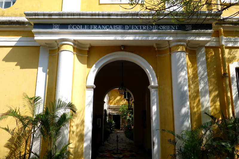 L'école française d'Extrême Orient