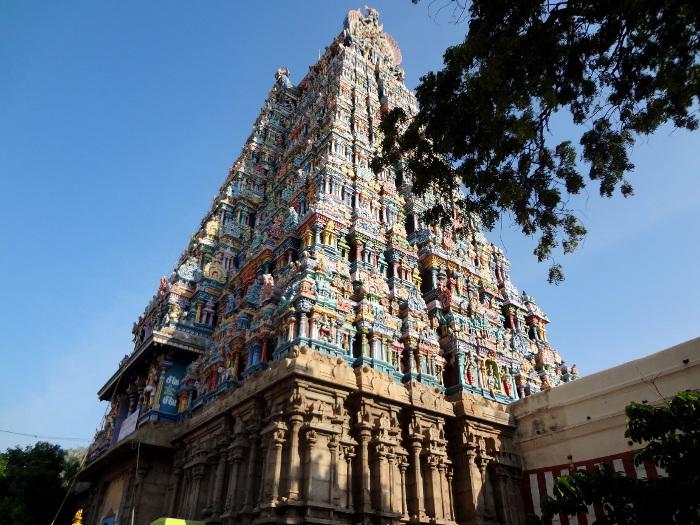 INDE DU SUD : de la côte du Coromandel à la côte du Malabar. Le Tamil Nadu. (2)