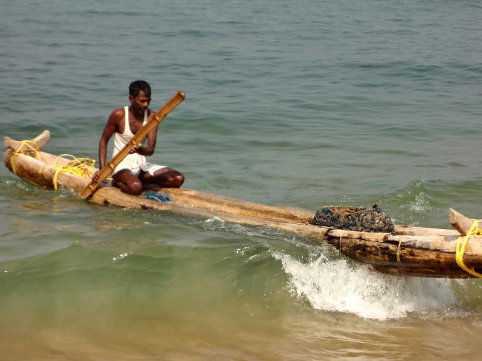 Retour de pêche. Quelques kilos de coquillages ont pu être prélevés au milieu marin au prix de beaucoup d'efforts.