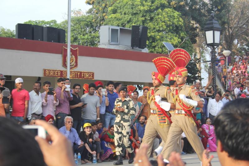 Rangers côté indien