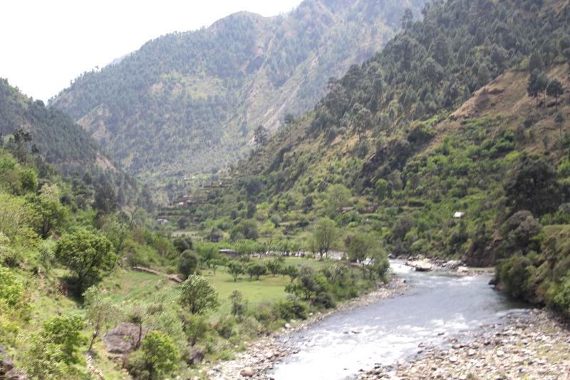 Vallée de la Seraj