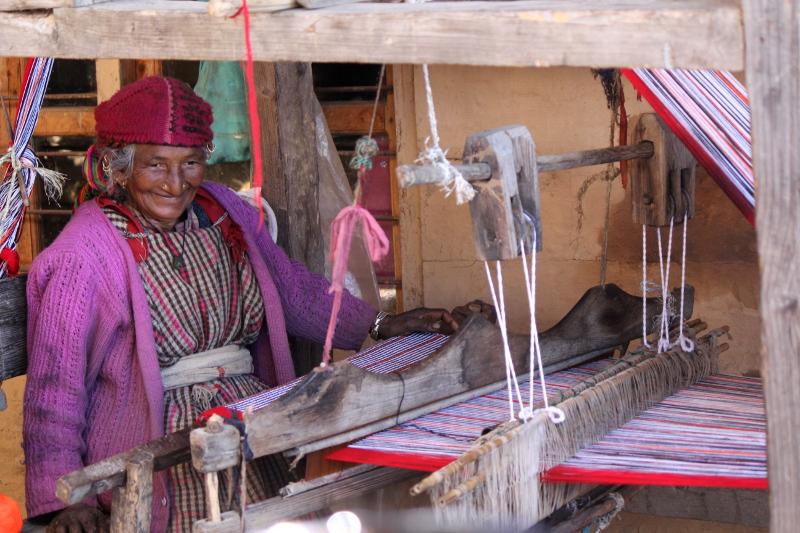 Occupations traditionnelles dans les villages traversés