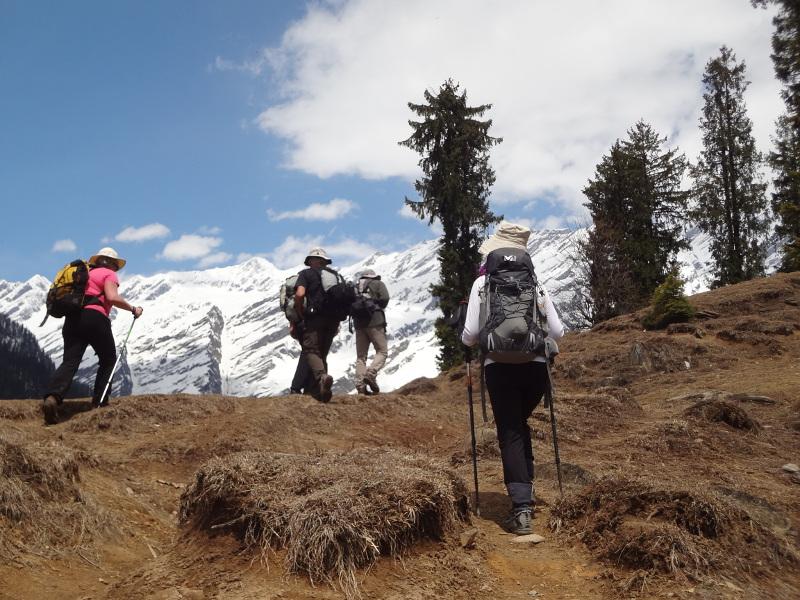 Randos au coeur de l'Himachal Pradesh - avril 2014 - 4